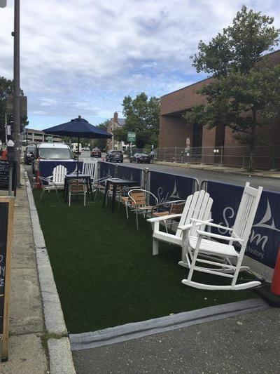City, disabled resident reach agreement in federal 'parklet' suit