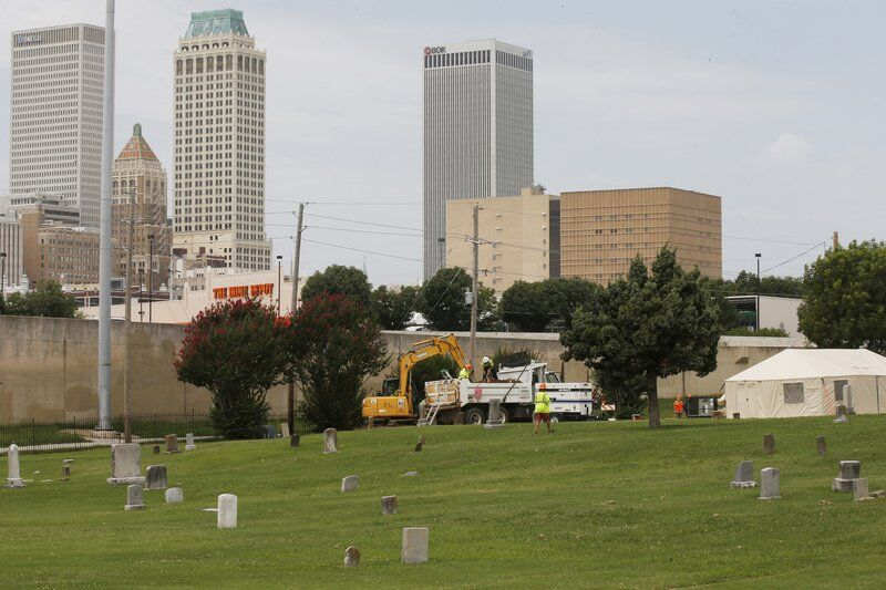 Unearthing history: Tulsa massacre victims search resumes