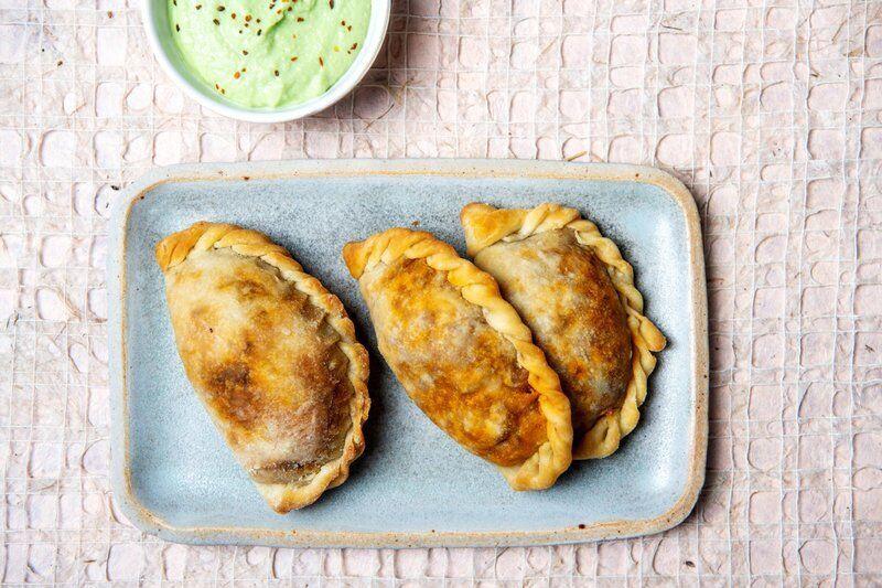 Gonuts for these vegan picadillo empanadas
