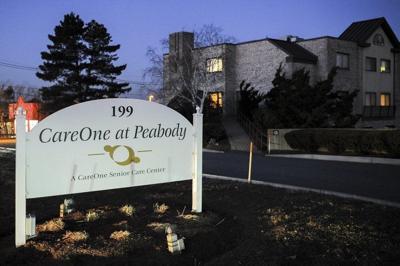 Admissions halted at nursing home
