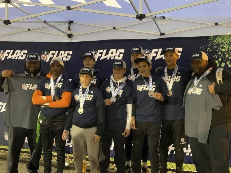 Two North Shore Flag Football League teams heading to nationals in Orlando