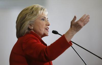 Column: Hillary Clinton can't shake her role in discrediting husband's accusers