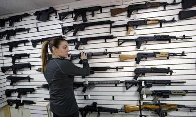 Column: The gap between will and weapons