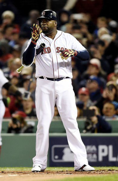 Tearful Ortiz leaves Sox void