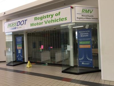 Danvers RMV branch remains closed due to HVAC problem