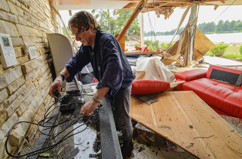 New Orleans area braces for first hurricane of the season