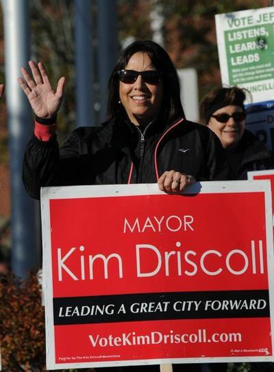 Candidates 'energized' as Election Day nears
