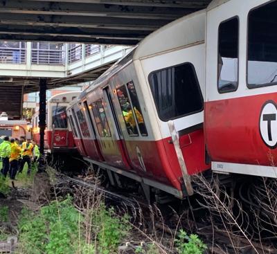 Red Line derailment