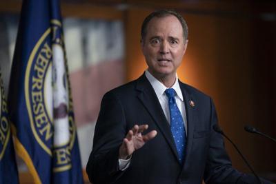 Lawmakers, staff view secret Trump whistleblower complaint