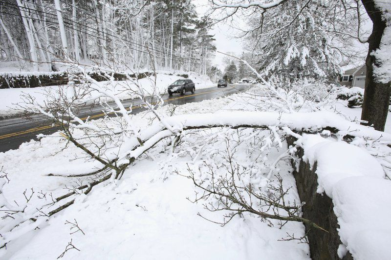 Storm Related Outages Hit North Shore Hard Local News Salemnews Com