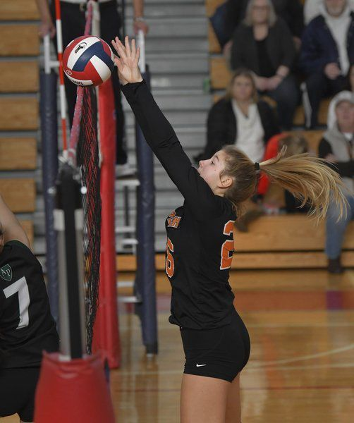 Ipswich volleyball ready for a battle with once-beaten Rockland