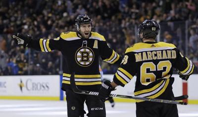 Five Quick Takes from Bruins/Devils