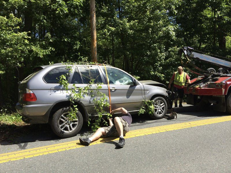 Stolen car crashes into tree after wild ride | Local News ...