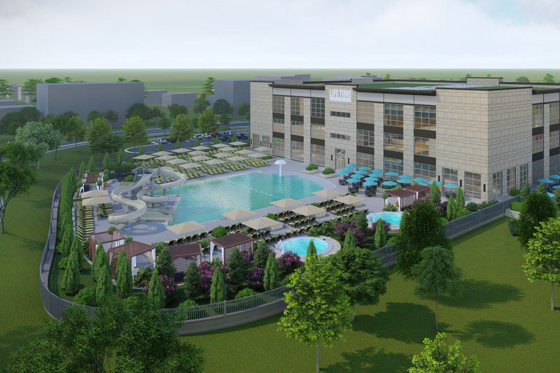 Mall reveals look of new lifestyle resort