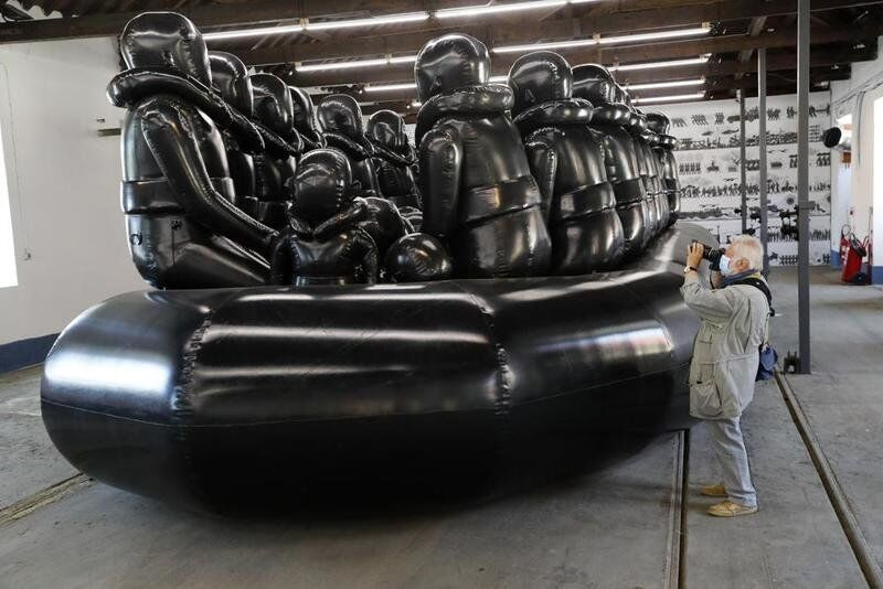 'Good feeling': Ai Weiwei picks Portugal for new show, home
