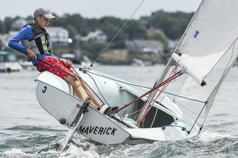 Community sailing continues