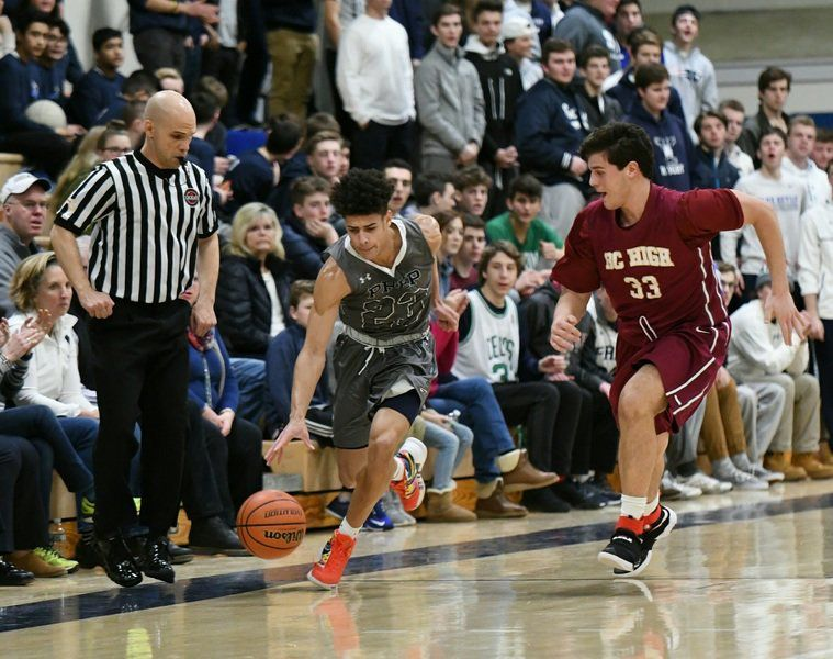 REVENGE FACTOR: Eagles avenge early season to BC High with wire-to-wire win on Senior Night