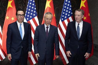 Trump threatens 10% tariffs on China; stocks plummet on news