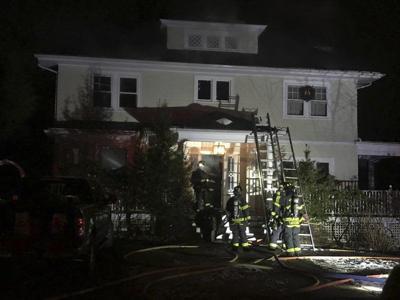Crews douse Swampscott house fire