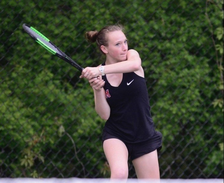 Seniors Say with ... Marblehead tennis superstar Hannah Porath