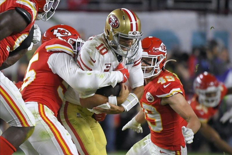 Mahomes leads Chiefs to first Super Bowl title in half century