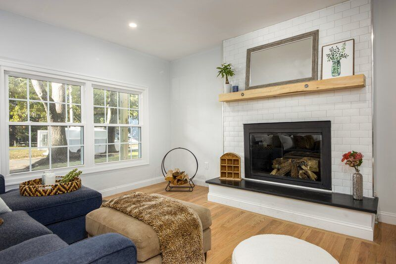 Renovated Newburyport ranch is good as new