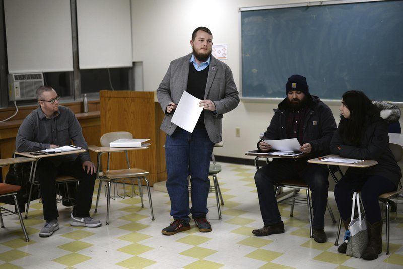 Writers workshop allows warriors to tell their stories