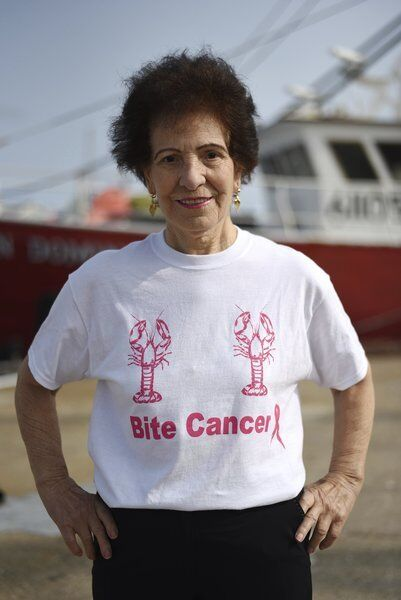 Breast Cancer Awareness 2020: Gloucester fishing family's breast cancer experience gives rise to benefit T-shirt