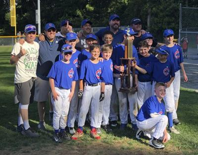 Cubs edge Red Sox for Beverly Little League city crown