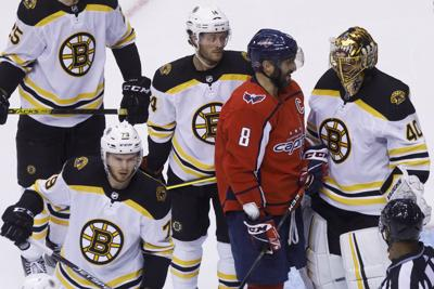 Phil Stacey column: It's time for the Bruins to get serious