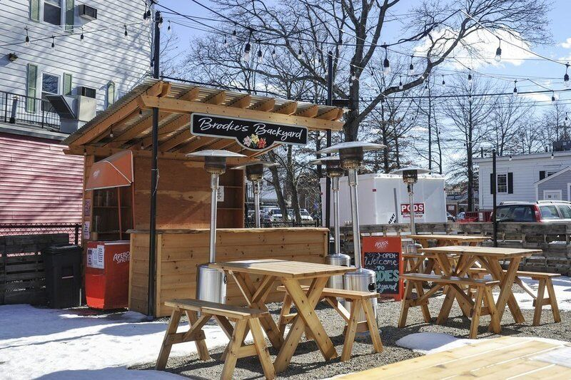Peabody extends outdoor dining through 2021