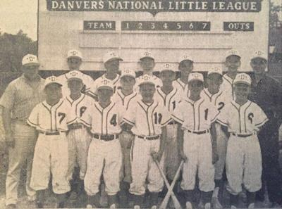 All-time District 15 and 16 Little League champions