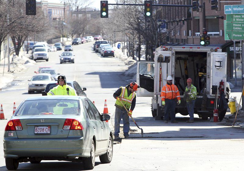 National Grid cable project gets underway in Salem