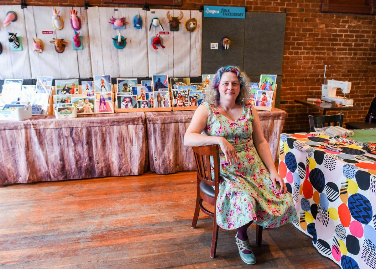 Beverly's first Artists-in-Residence Program
