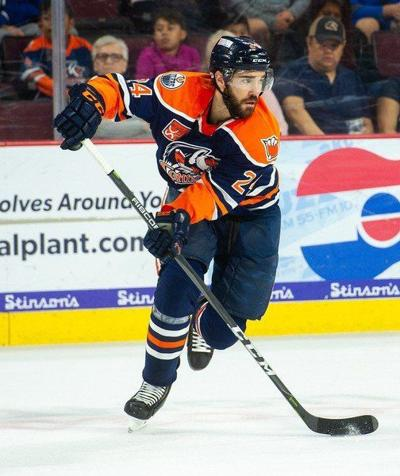 Marblehead's Kulevich back home waiting to hopefully resume play in AHL this season