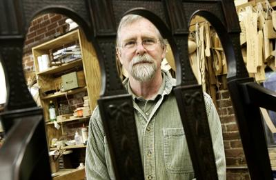 Beverly Furniture Maker Gets Dream Job For Peabody Essex Museum
