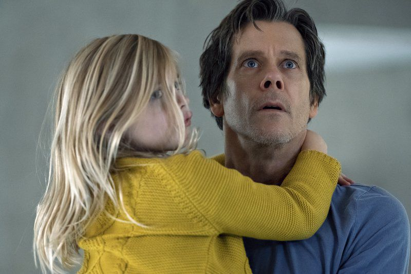 Movie review: Very hip, very haunted house in 'Should Have Left'