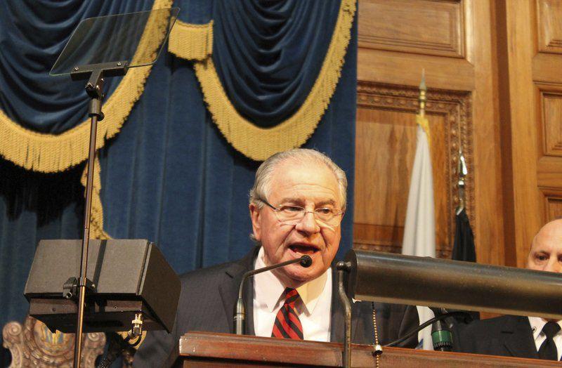 DeLeo announces retirement as House speaker