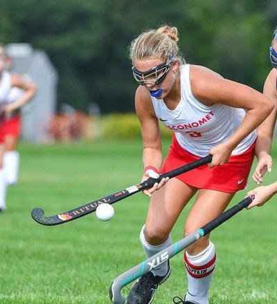 Masco's Graves named Cape Ann League Player of the Year for field hockey