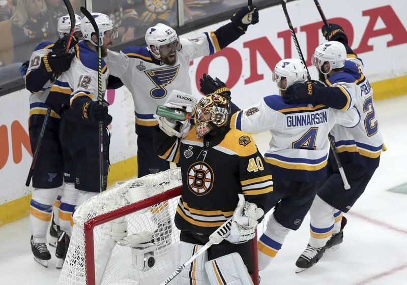Homegrown Sanford relishes Stanley Cup victory with Blues