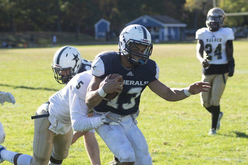 Coffey, Monahan take to the air to get Hamilton-Wenham's first victory