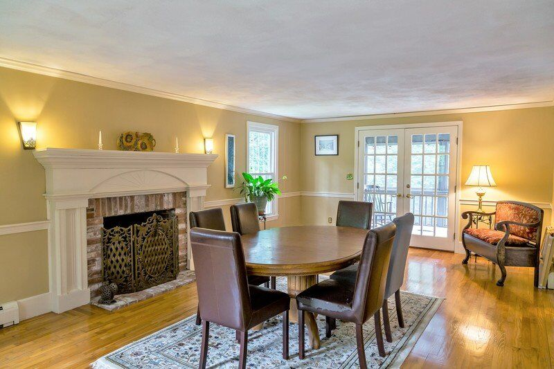 West Newbury colonial offers comfort, recreation and more