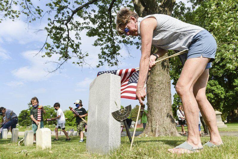 North Shore commemorates Memorial Day