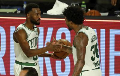Celtics grind it out, take 3-0 series lead over underachieving Philly
