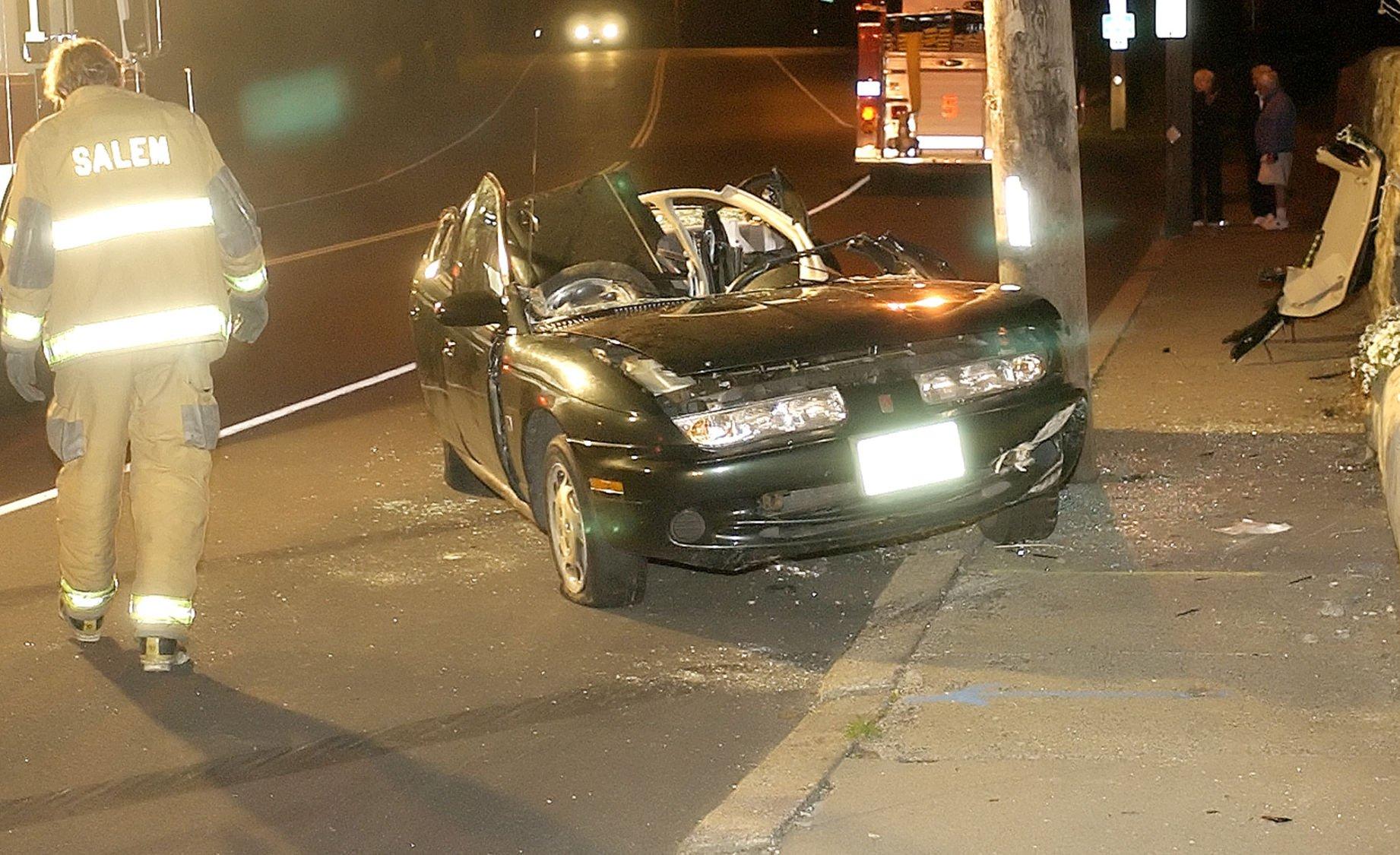 salem teen seriously injured in car accident archives salemnews com rh salemnews com