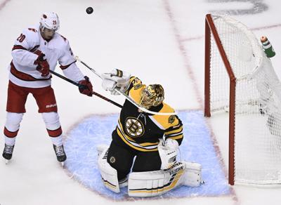 Bruins' goaltender Rask opts out of playoffs, leaves Toronto bubble
