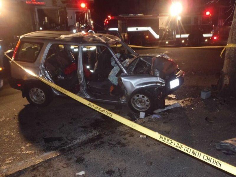Car Crash Salem Ma