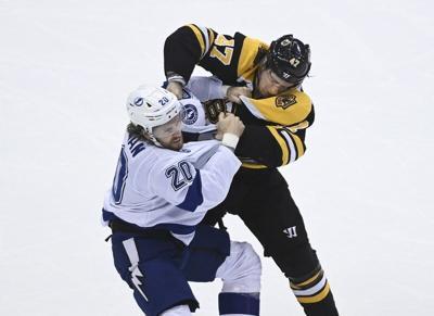 Phil Stacey column: Still no wins, but some slight progress for Bruins
