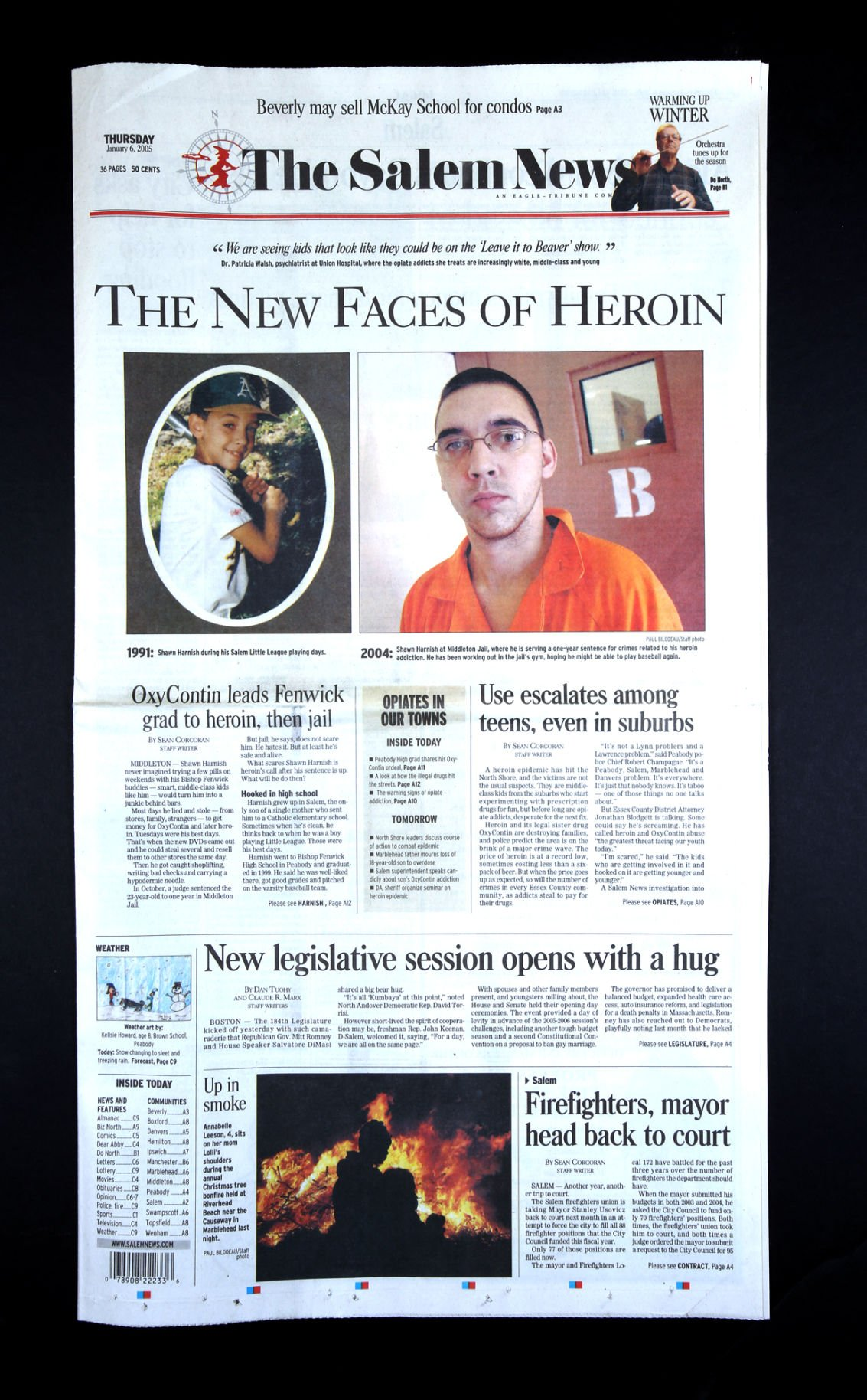 New faces of heroin