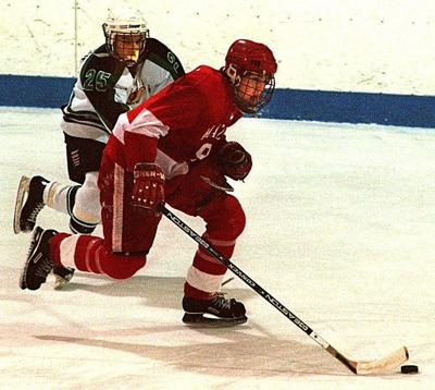 Boys hockey 100-point career scorers
